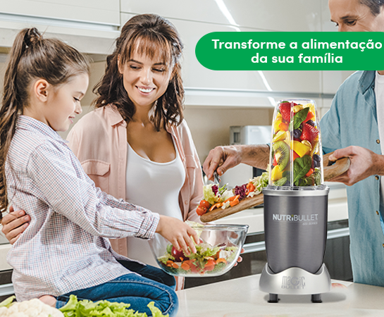 NUTRIBULLET 600 SERIES GREY